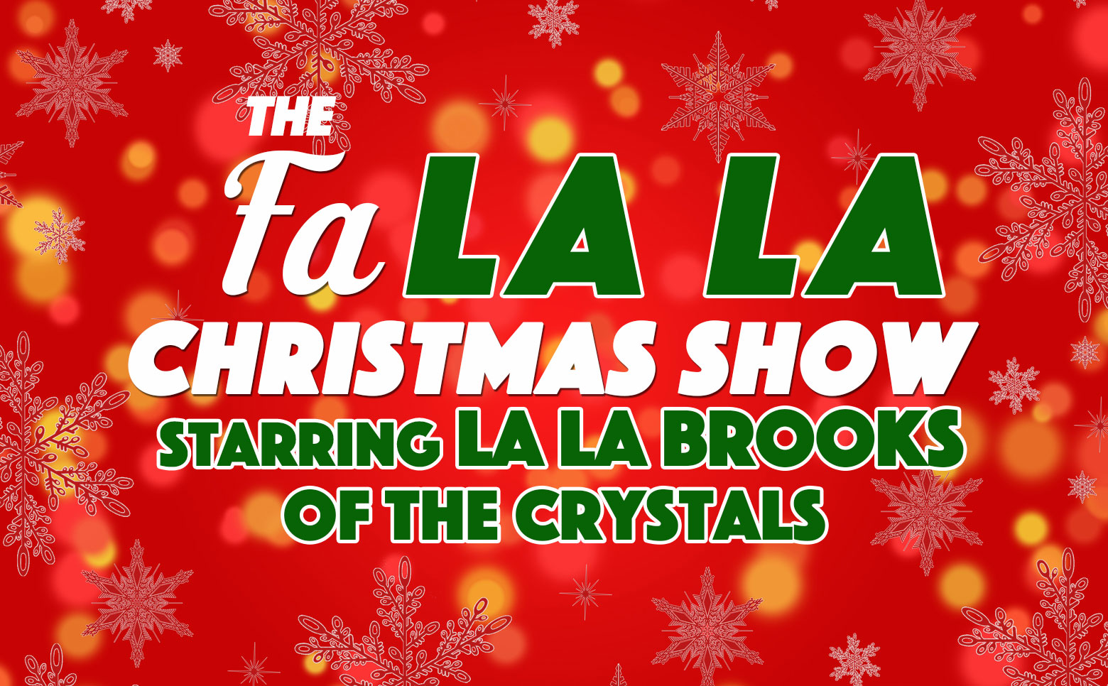 A Christmas Gift For You From Phil Spector.The Fa La La Christmas Show Solaris Artists