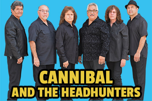 Cannibal and the Headhunters