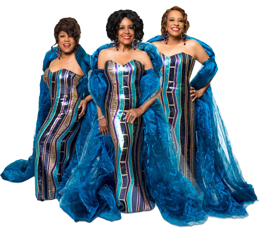 Formerly of The Supremes