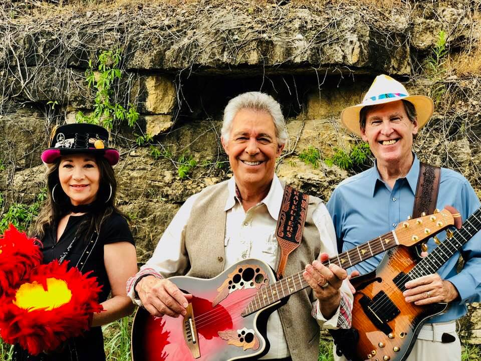 Barry Williams and The Traveliers